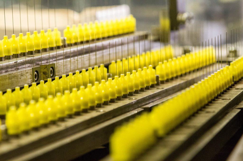 Tecnofar: Produzione degli aghi dentali