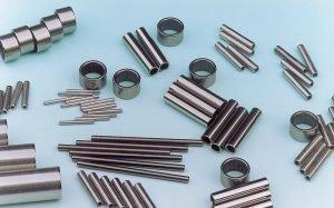 oggettistica in acciaio inox saldati e tagliati
