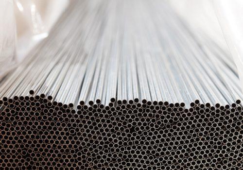 tubi in acciaio inox senza saldatura