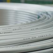 L'acciaio inossidabile utilizzato nei tubi in acciaio inox di tecnofar